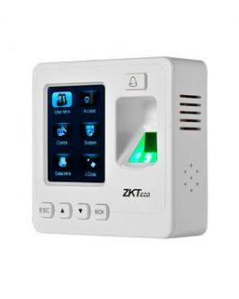 Terminal IP, pantalla tactil, huella digital y tarjeta de proximidad