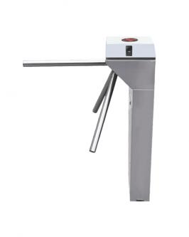 Molinete con lector de tarjetas/huellas digitales, Small TS, Brazo Abatible