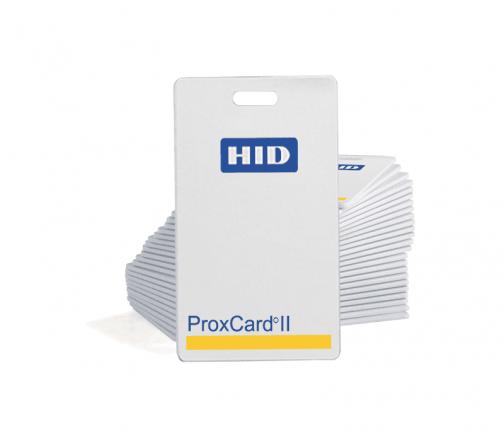 Tarjeta de proximidad HID ProxCard II