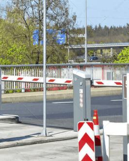 Barreras Vehiculares ZK (3mt, 5seg)