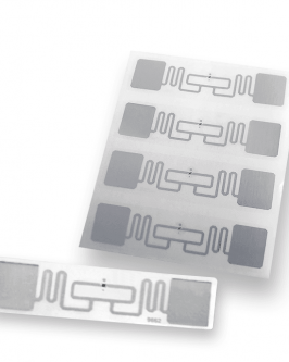 Tag vehicular Encriptado solo para antena UHF1