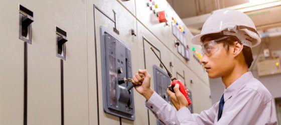 Subestaciones Eléctricas para industrias DCG TEC