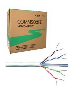 Rollo de cable UTP Cat6 305m LSZH-1 COMMSCOPE